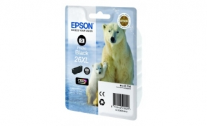 Картридж Epson C13T26314010 (photo black) XL