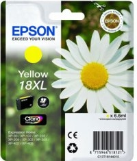 Картридж Epson C13T18144010(XL yellow)