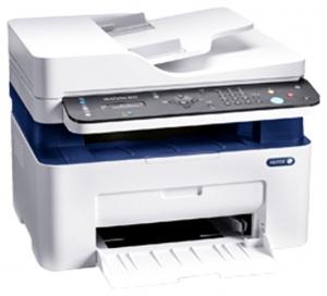 Факс и МФУ лазерный Xerox WorkCentre 3025NI