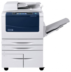 Факс и МФУ лазерный Xerox WorkCentre 5875