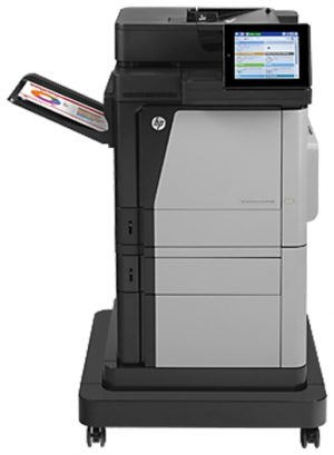 Факс и МФУ лазерный HP Color LaserJet Enterprise M680f