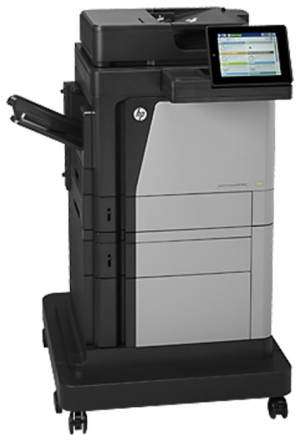 Факс и МФУ лазерный HP LaserJet Enterprise M630f